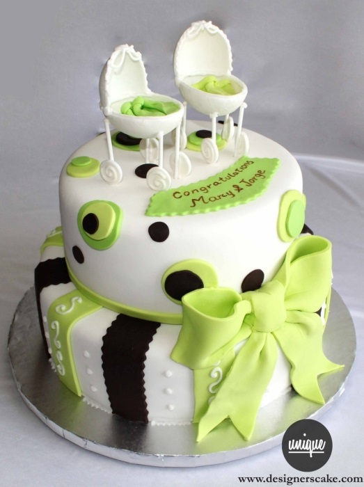 Best Baby Shower Cakes