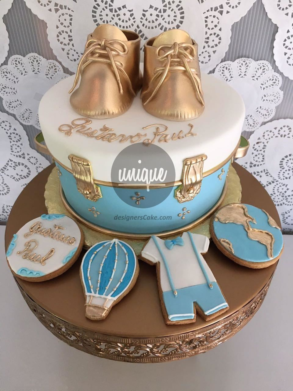 Best Baby Shower Cakes For Boys