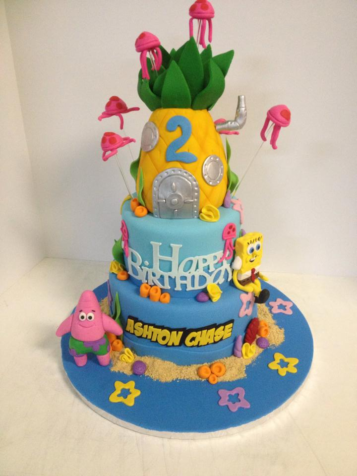 Children Cakes in Miami Custom Birthday Quinces Cakes