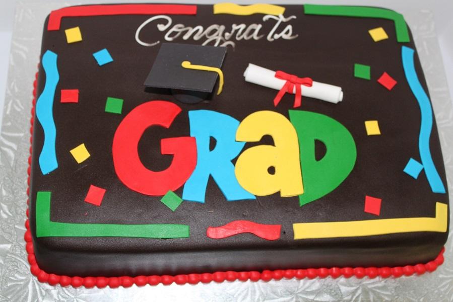 Graduation Cakes Best In Miami