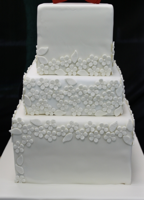 simple square wedding cakes pictures wedding cakes best wedding cakes in miami custom cupcakes 20027